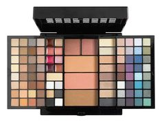 92 colors to create any and every makeup look
