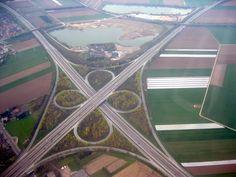 autobahn- near Neuss / Düsseldorf-