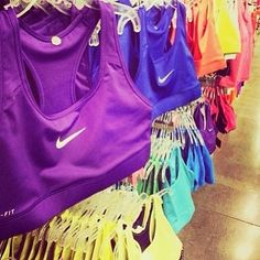 Nike The only sportsbras I like.