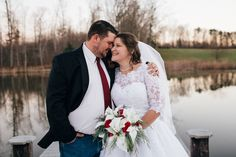 Rustic Holiday Romance in Richmond on Borrowed & Blue.  Photo Credit: Shannon Hennessey Photography