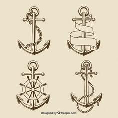 Coleção Anchors
