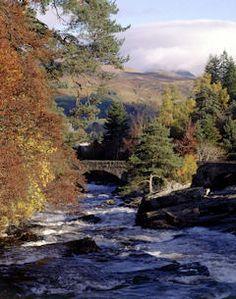 Killin, Perthshire, Scotland