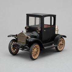 LEKSAKSBIL, T-Ford Consul Oldtimer, 1900-talets första hälft.