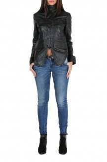 Leather Army Jacket  Rs. 15,900