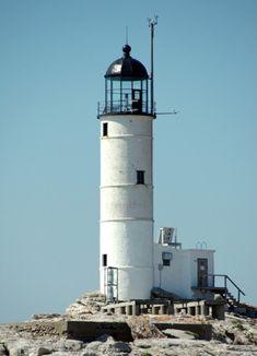 White Island Liight, New Hampshire, USA