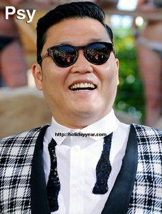 Dec 31 - Psy, South Korean singer, songwriter, rapper, dancer, record producer was Born Today. For more famous birthdays http://holidayyear.com/birthdays/