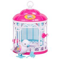 Little Live Pets Secret Songbirds with Cage - Secret Angie Little Live Pets, Little Birds, Toys For Girls, Kids Toys, Bb Reborn, Minnie Mouse Toys, Getting A Kitten, Baby Doll Nursery, Monster High Birthday