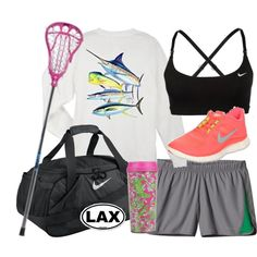 Lacrosse, created by classically-preppy on Polyvore