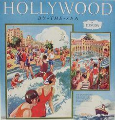 Florida Holiday Resort  ad 1920s