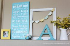Lacy Scalloped Paper Garland Tutorial