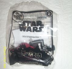 Mcdonalds Happy Meal Toy Jedi Starfighter #2