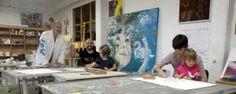 Offener Zeichen- und Malabend | Leiblachtal erleben Painting, Art, Communities Unit, Projects, Life, Art Background, Painting Art, Kunst, Paintings