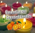 Discover how to make your own wonderful homemade essential oil scented candles.without all the chemicals! Essential Oil Candles, Essential Oil Scents, Homemade Scented Candles, How To Make Scented Candles At Home, Candle Scent Oil, Candle Making Business, Do It Yourself Fashion, Candle Craft, Diy Candles