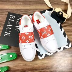 The best collection of LUIS VUITTON shoes to wear in all kinds of events. Modern designs for men, women and children. Luis Vuitton Shoes, Zapatos Louis Vuitton, New T, Balenciaga, Modern Design, Events, Children, Sneakers, How To Wear