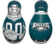 Philadelphia Eagles Tackle Buddy Punching Bag Z157-2324595717