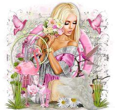 Illusion, 3d Girl, Princess Zelda, Disney Princess, Fantasy Girl, Diy Art, Maya, Disney Characters, Fictional Characters