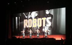 Kraftwerk - 7 June 2017 - Brighton Centre Shows 2017, Brighton, Centre, Broadway Shows, June