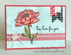 Stampin' Up! You've Got This - Judy May, Just Judy Designs