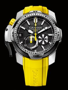 GRAHAM Chronofighter Prodive Professional Watch