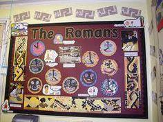 Ideas Ancient History Bulletin Boards Social Studies For 2019 History Bulletin Boards, Art Bulletin Boards, Art History Lessons, History Projects, Black History Inventors, Ancient World History, Roman Britain, 6th Grade Art, School Displays