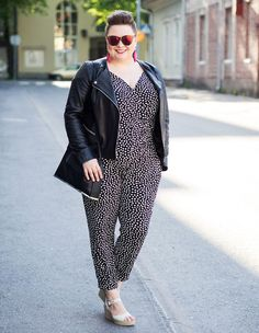 Nanso jumpsuit size XL plussize style