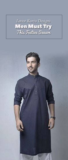 Here are kurta styles to make you the best dressed guy. Casual Grooms, Casual Suit, Mens Fashion Blog, Men's Fashion, Formal Fashion, Fashion 2020, Fashion Ideas, Fashion Tips, Latest Beard Styles