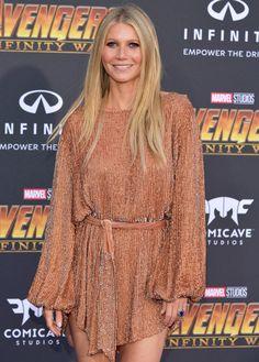 Гости премьеры фильма «Мстители: Война бесконечности» в Лос-Анджелесе
