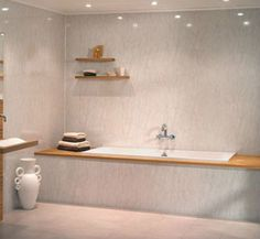 Shower & Wall Panel, Wetwall Shower Wall Panels, Various Colours,100% Waterproof
