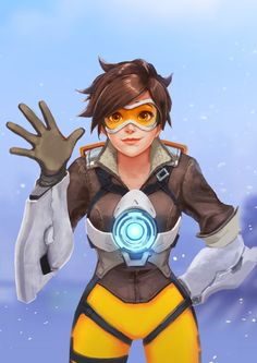 Overwatch by pix2480