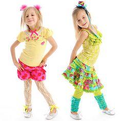 super cute (and kinda funky) line of clothes~ Servane Barrau Designs