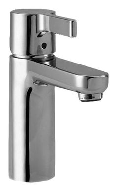 Hansgrohe 31060001 Metris S Single-Hole Faucet, Chrome