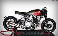 Honda CB 750 Monoshock   Nicolas Motors