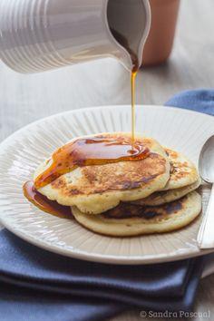 Pancakes rapides pour le Brunch