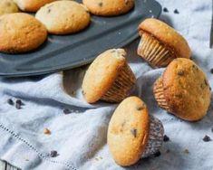 Petits muffins allégés aux pépites de chocolat sans sel : Savoureuse et équilibrée | Fourchette & Bikini