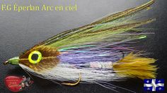 F.G Éperlan Arc en ciel Fly Tying Patterns, Salmon Fishing, Streamers, Fly Fishing, Halloween, Montage, Big, Patagonia, Projects