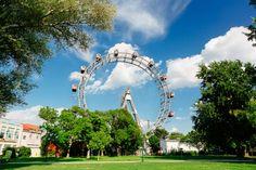 BLUE LINE Giant Ferris Wheel © VIENNA SIGHTSEEING TOURS / Bernhard Luck
