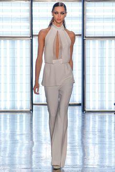 Cushnie et Ochs: New York Runway | Fall 2015 RTW // Empress of Style