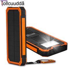 $42.98 (Buy here: https://alitems.com/g/1e8d114494ebda23ff8b16525dc3e8/?i=5&ulp=https%3A%2F%2Fwww.aliexpress.com%2Fitem%2FSolar-Led-Light-Phone-Poverbank-Universal-Charger-Battery-20000mAH-Power-Bank-External-Batterie-De-Secours-Portable%2F32618530037.html ) Tollcuudda Solar Poverbank Mobile Phone Power Bank Cell Pover Portable Charger Battery External Cellphone Mi Powerbank 10000mah for just $42.98