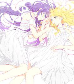 Eli & Nozomi Love Live School Idol!