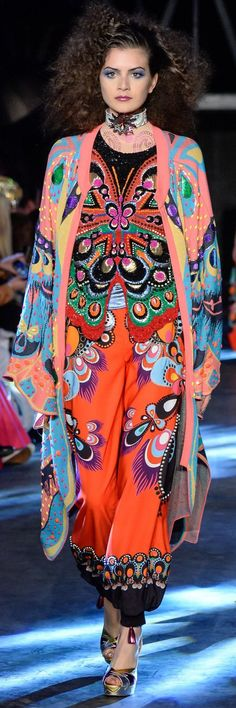 MANISH ARORA INDIAN FASHION SPRING-SUMMER 2016 READY-TO-WEAR