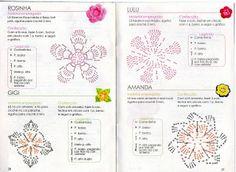 Вяжем цветы... . Обсуждение на LiveInternet - Российский Сервис Онлайн-Дневников