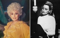 COUNTRY MUSIC ICON DOLLY PARTON'S BEAUTY CONFESSIONS Country Music Artists, Dolly Parton, Music Icon, Confessions, Ruffle Blouse, Beauty, Women, Fashion, Moda
