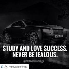 #Repost @motivationkings with @repostapp.  Make success a habit.