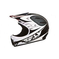 Fly Lancer BMX Helmet Black/White