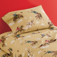 Roundup Percale Western Cowboy Bedding