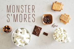 Monster S'more DIY & Candy Aisle Crafts Giveaway! — Hello!Lucky