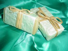 Cheap & easy way to wrap your handmade soap