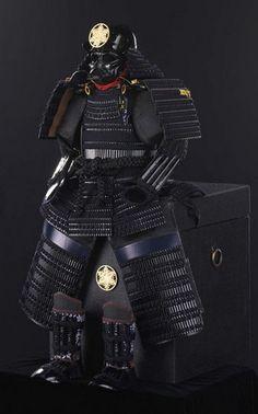 Традиционная культура Японии: доспехи самураев