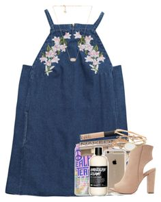 """""""but i keep your number saved."""" by ellaswiftie13 ❤ liked on Polyvore featuring NARS Cosmetics, Urban Decay, Kendra Scott, Speck, Panacea, Bamboo, Kate Spade, A.P.C., Tai and Tiffany & Co."""