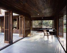 Copper House II / Studio Mumbai | ArchDaily - via http://bit.ly/epinner